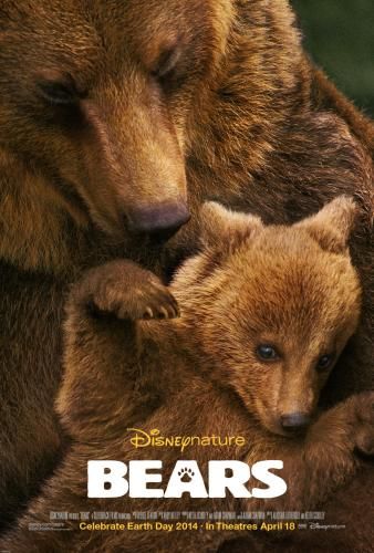 Disneynature BEARS see it for Earth Day! April 2014