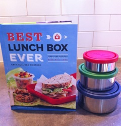 Best Lunch Box Ever and nesting tins for school lunch
