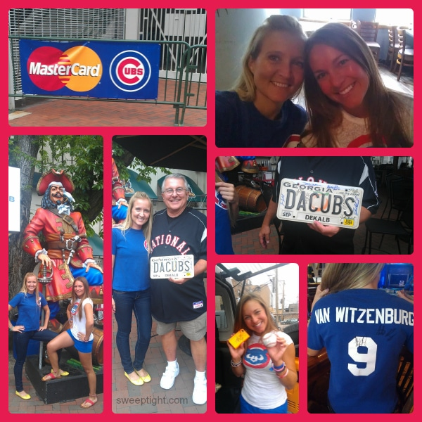 Priceless Chicago Lunch with Anthony Rizzo