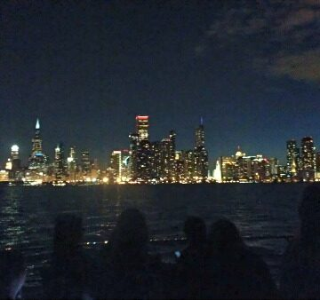 Seadogs Fireworks Cruise For GNO in Chicago