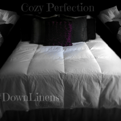 Get Cozy in any Season with DownLinens