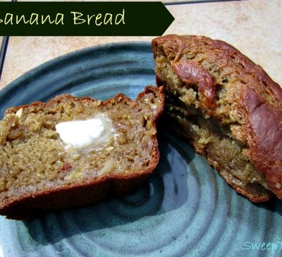 Easy Banana Bread Recipe with Fisher Nuts