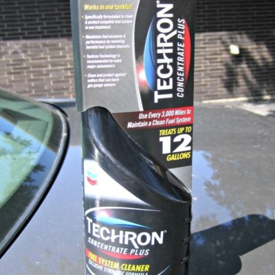 Keep Your Car Healthy with Techron Fuel System Cleaner