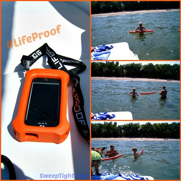 Swim With Your Phone with a LifeProof Case