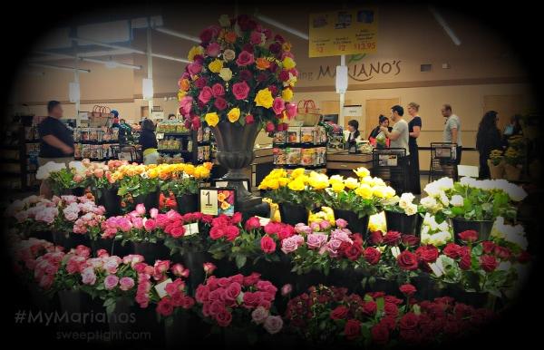 surprise roses #MyMarianos #shop