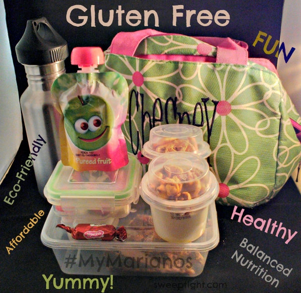 eco-friendly gluten free kids lunches #MyMarianos #shop