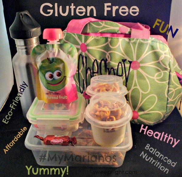 eco-friendly gluten free kids lunches #MyMarianos #shop