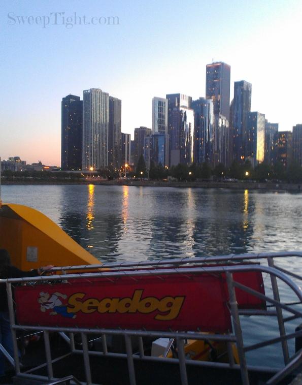 Seadogs Chicago Skyline #spon