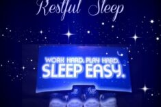 tips for more restful sleep