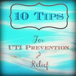 10 Tips for UTI Prevention and Relief #AzoGirl