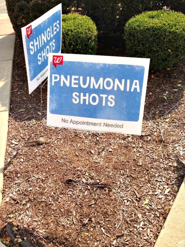 pneumonia vaccines