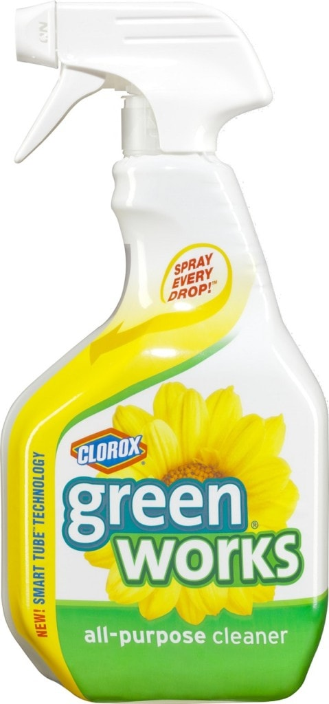 Green Works All Purpose Cleaner #greenworksgames #sponsored