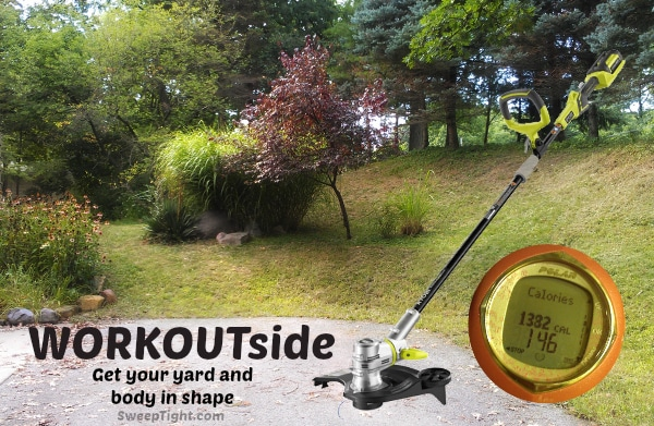 WORKOUTside Burn Calories while being productive