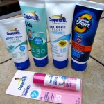 Coppertone Travel Size Lotions Review