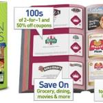 Save Big with Entertainment Coupon Savings Book