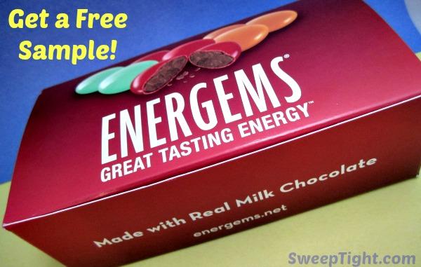 free sample of energems