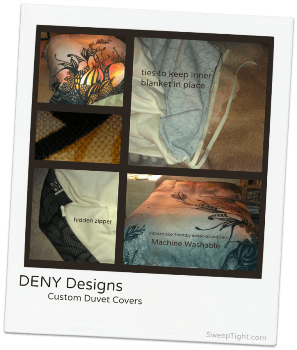 High Quality Duvet cover Custom Design from DENY Designs