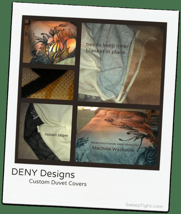High Quality Duvet cover Custom Design from DENY Designs