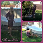 Perfect Fall Dress from Karina Dresses #Dresstacular
