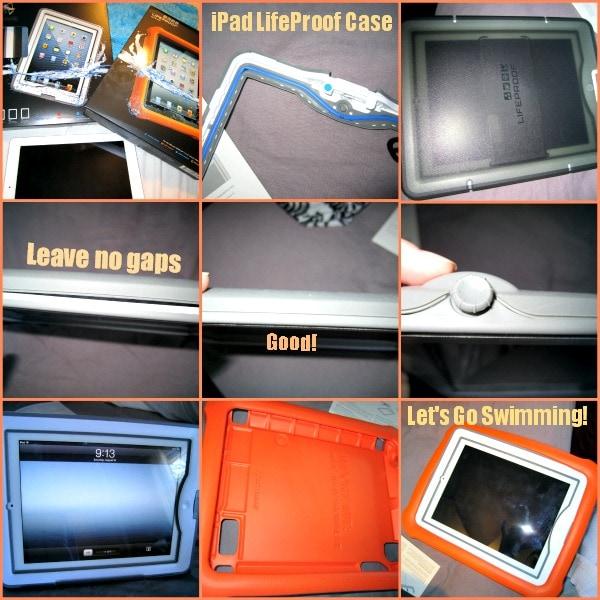 lifeproof case for ipad