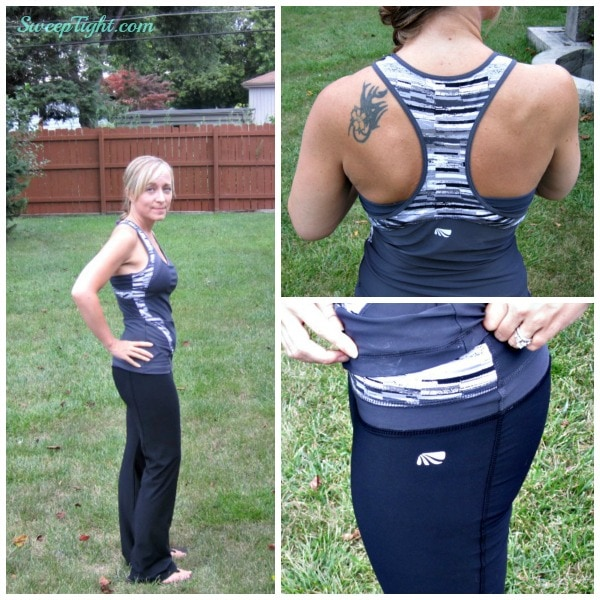 Comfortable Yoga Outfit from Marika