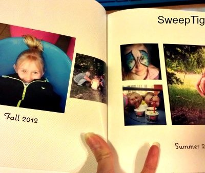 DIY Photobook with Shutterfly Free App