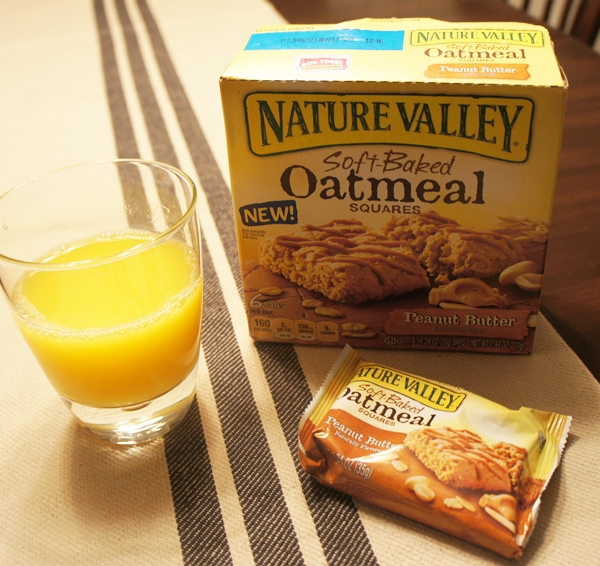 New Products from Nature Valley