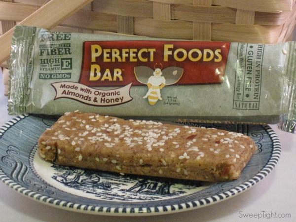 Gluten Free Soy Free #PerfectFoodsBar