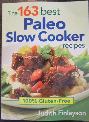 163 Best Paleo Slow Cooker Recipes Book