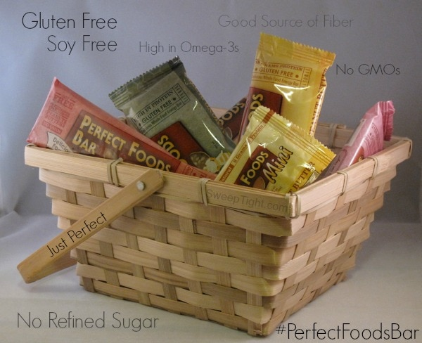 Best Gluten Free Meal Bars #PerfectFoodsBar