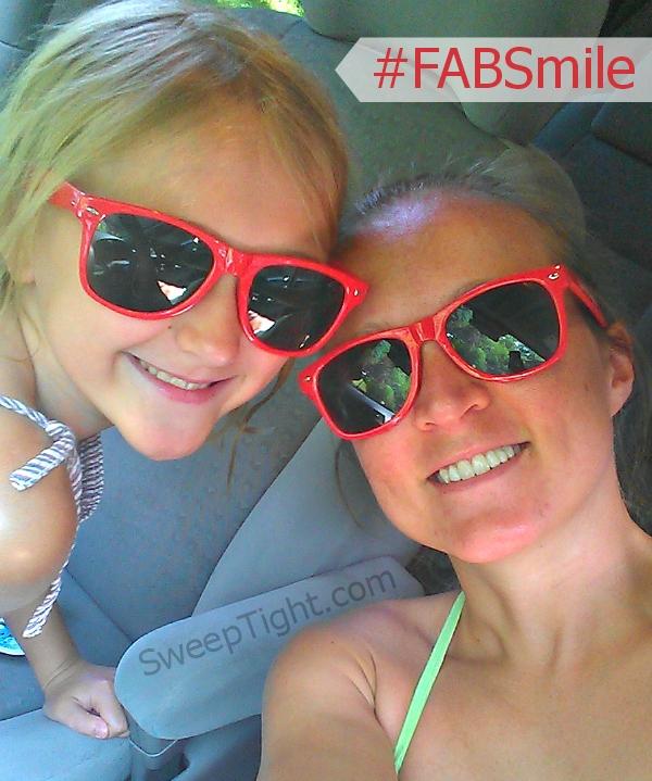 smile girls #FABSmile