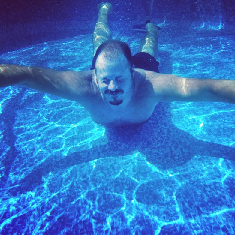 Underwater pics with LifeProof case