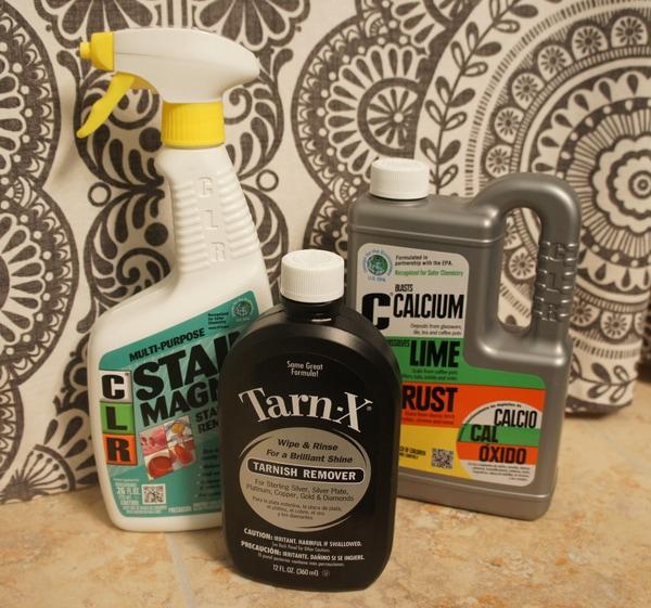 CLR Solves Tough Cleaning Problems