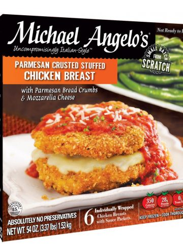 parmesan crusted stuffed chicken breasts