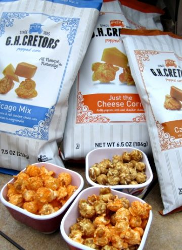 G.H. Cretors Popcorn Mixes for Every Taste