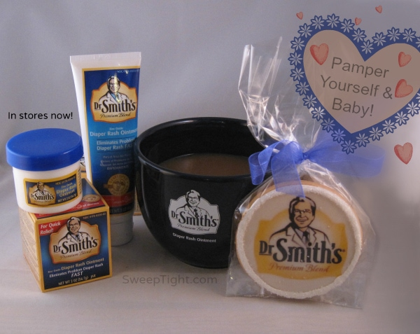 Dr. Smith's New Diaper Rash Ointment, multiple uses