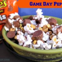 game day pepcorn
