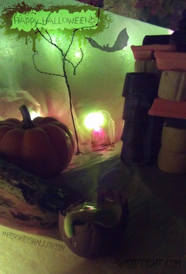 Halloween Candy Craft DIY #HersheysHalloween