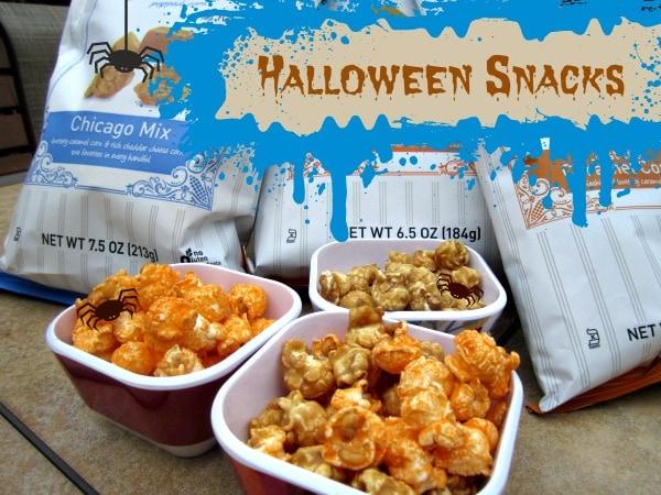 perfect halloween snacks