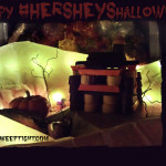 DIY Haunted House Halloween Candy Craft