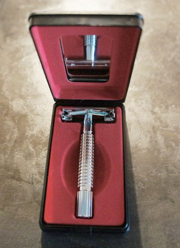 Designer Razor for a Better Shave with MicroTouch ONE