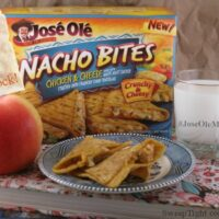 New Jose Ole Nacho Bites - Perfect After School Snacks #JoseOleMoms #paid