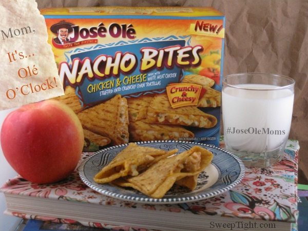 New Jose Ole Nacho Bites - Perfect After School Snacks #JoseOleMoms #paid