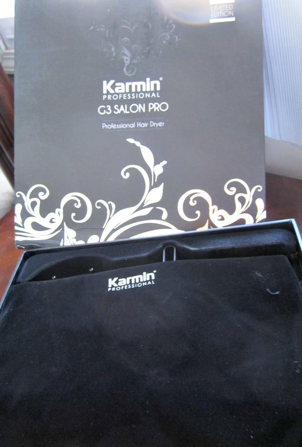 Karmin Professional G3 Pro Hair Dryer