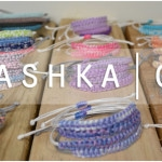 Bracelets Giving Back with Sashka Co