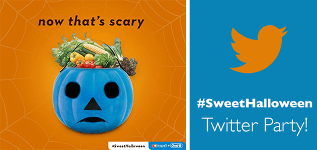 Join Me for the #SweetHalloween Twitter Party Today