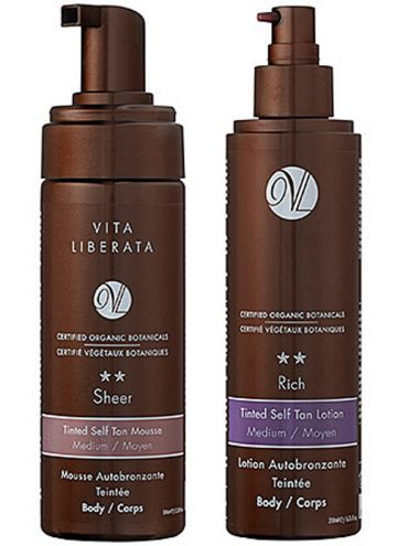 Keep Your Tan Through Winter with Vita Liberata