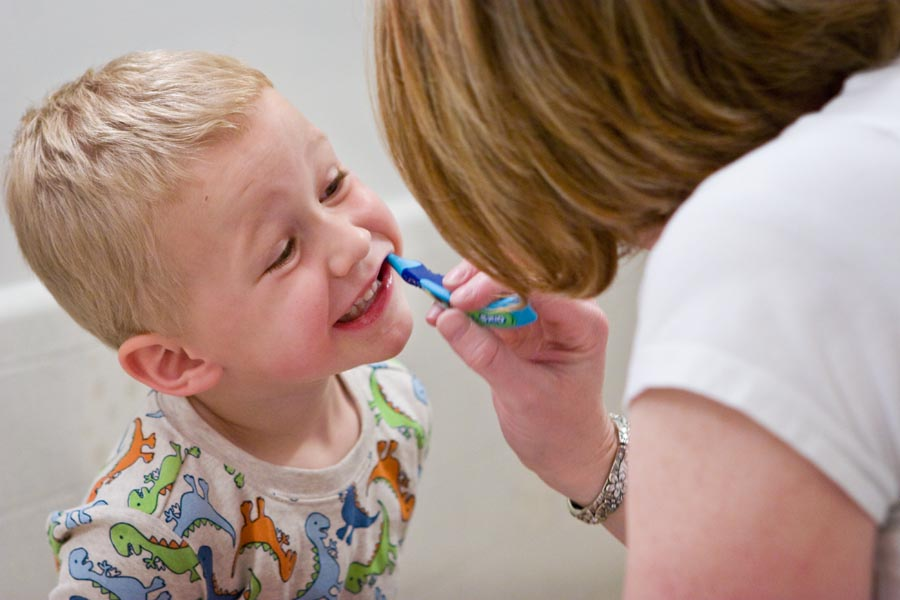 why do you need a pediatric dentist