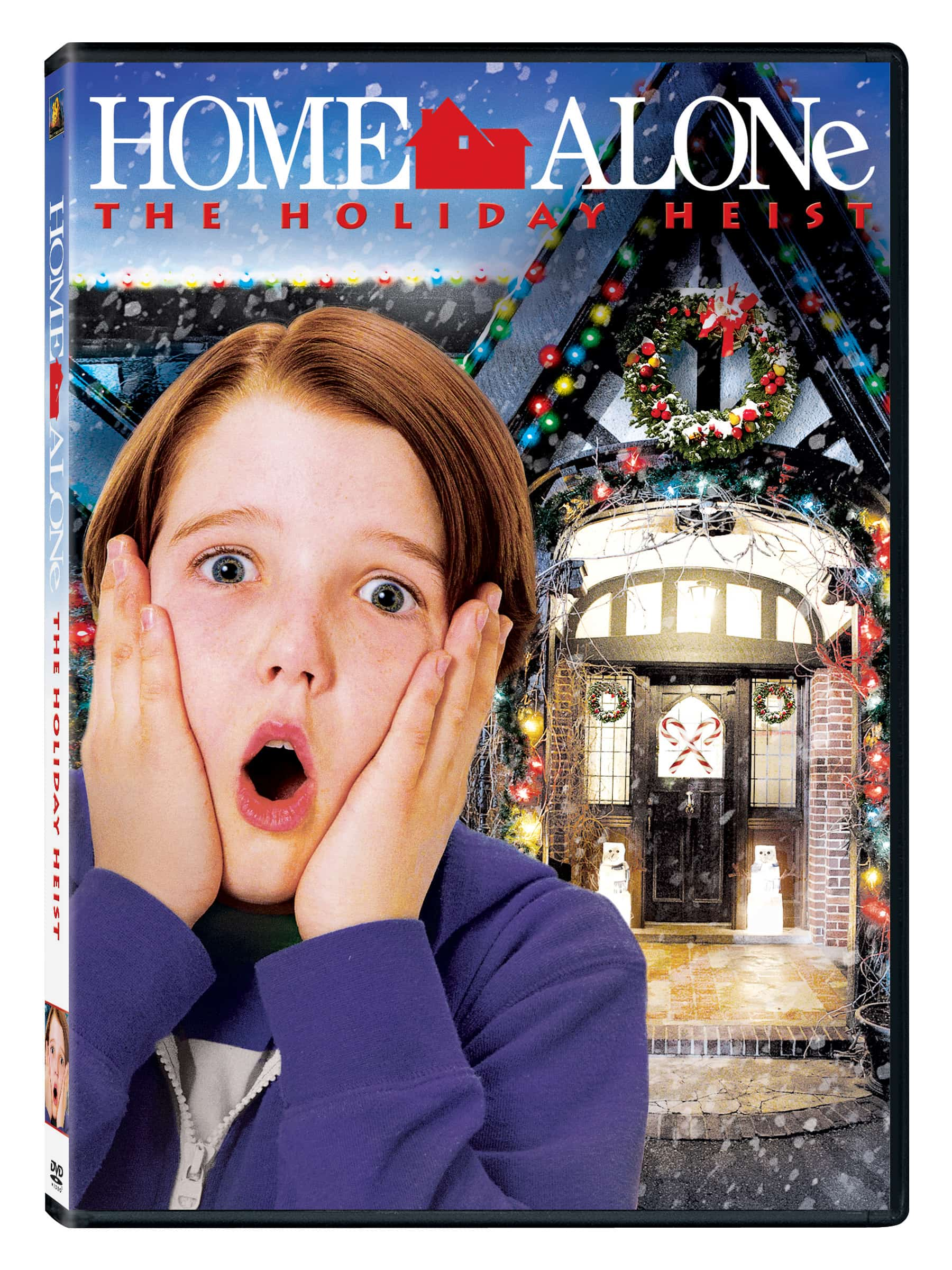 Home Alone The Holiday Heist DVD