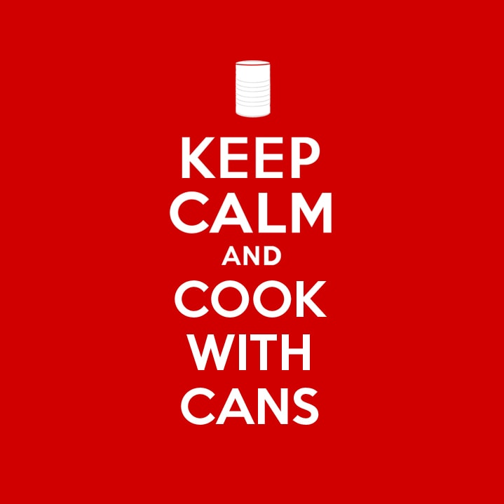 cook with cans